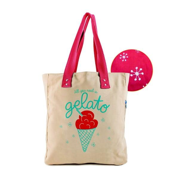 Plátenná taška Gelato