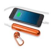 Cestovná nabíjačka Pebble Smartstick VPP-004, oranžová