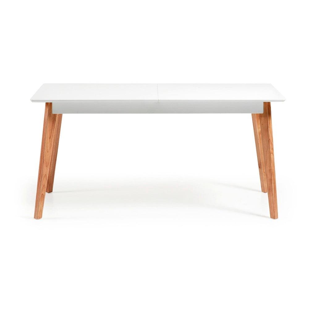 Rozkladací jedálenský stôl La Forma Meet, 90 x 160 cm