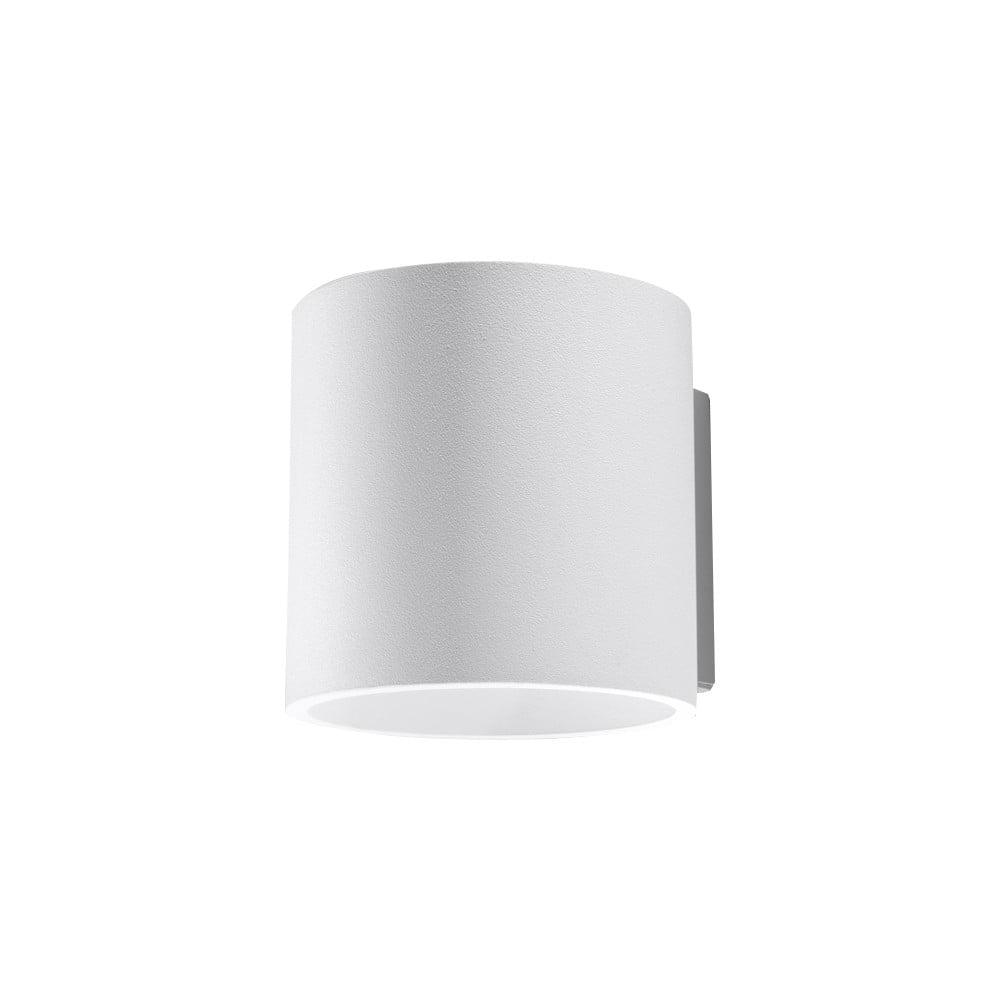 Biele nástenné svetlo Nice Lamps Roda 1