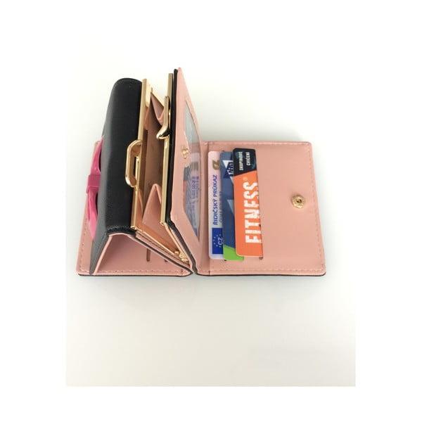 Dámska malá peňaženka Ladiest Gold, ružová