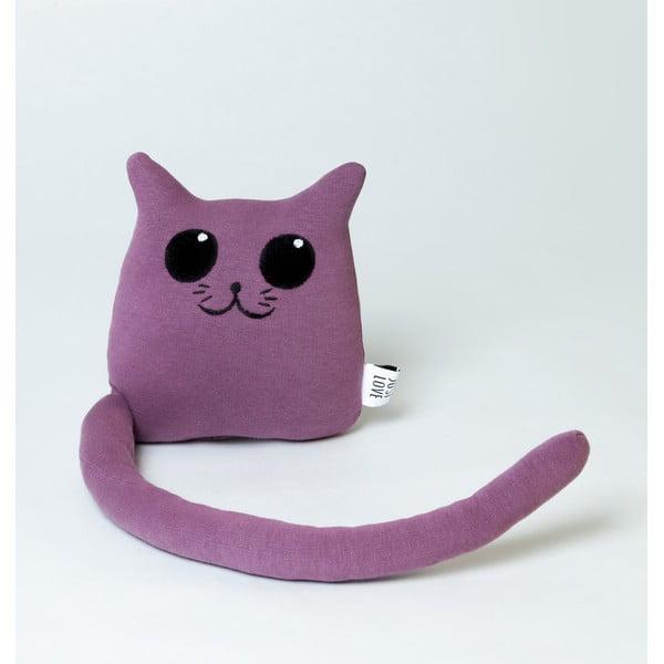 Plyšiak Mačička, fialová