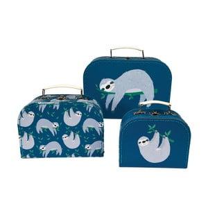 Sada 3 detských kufríkov Rex London Sydney The Sloth