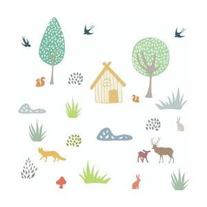 Nástenné samolepky Art For Kids Forest