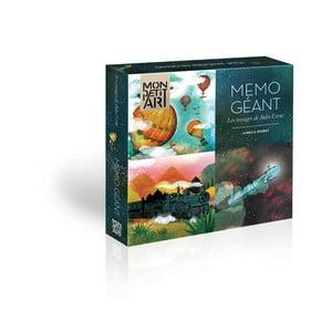 Pamäťová hra Mon Petit Art Jules Verne