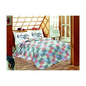 Set prikrývky na posteľ a plachty U.S. Polo Assn. Kenner, 160 x 220 cm