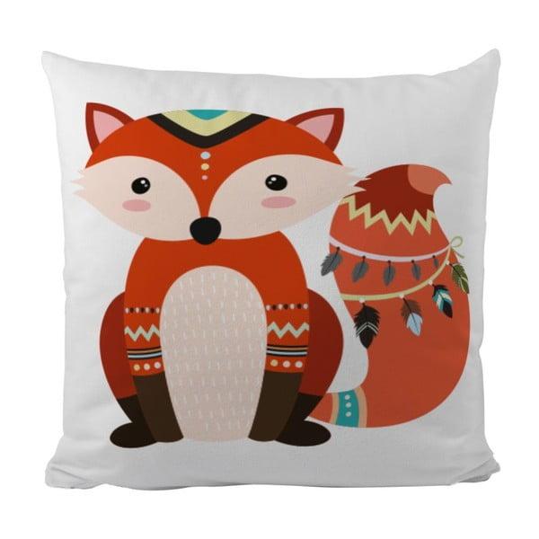 Vankúš Two Foxes, 50x50 cm