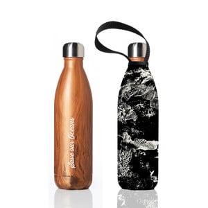 Cestovná termofľaša s obalom BBYO Topo, 750ml
