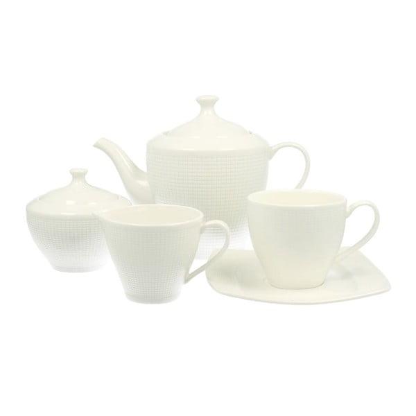 Porcelánový kávový set 15 kusov Duo Gift Beta