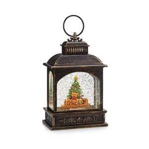 LED lampáš v bronzovej farbe Markslöjd Rickard, výška 21,5 cm