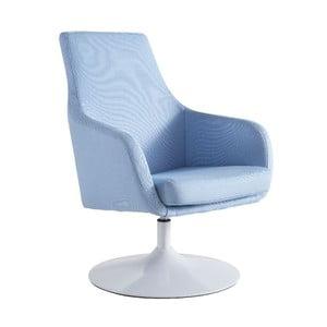 Kreslo Disco Chic Blue