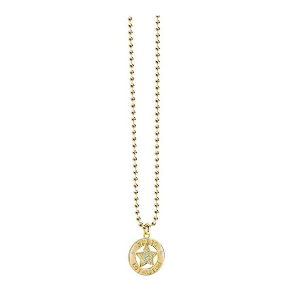 Náhrdelník Guess 1606 Gold