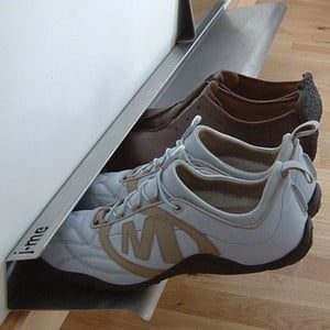 Polica na topánky J-ME Shoe Rack nerez, 70 cm