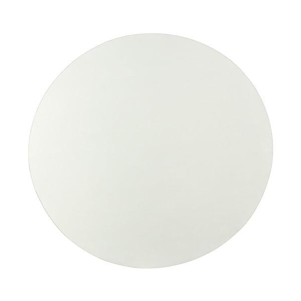 Stolík Zig-Zag, biely