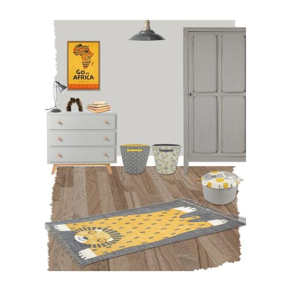 Detský koberec Nattiot Baba,110×170cm