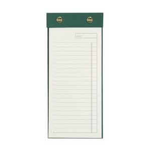 Zápisník na lednici Portico Designs List