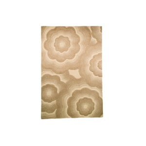 Vlnený koberec Realm 90 x 150 cm, prírodný