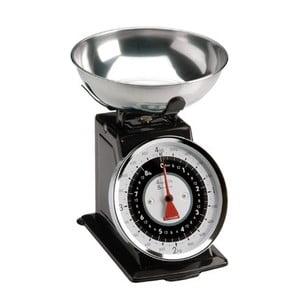 Kuchynská váha Retro Scales, čiena