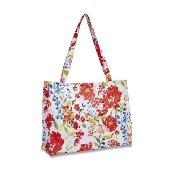 Plastová taška Cooksmart England Floral Romance Shoulder