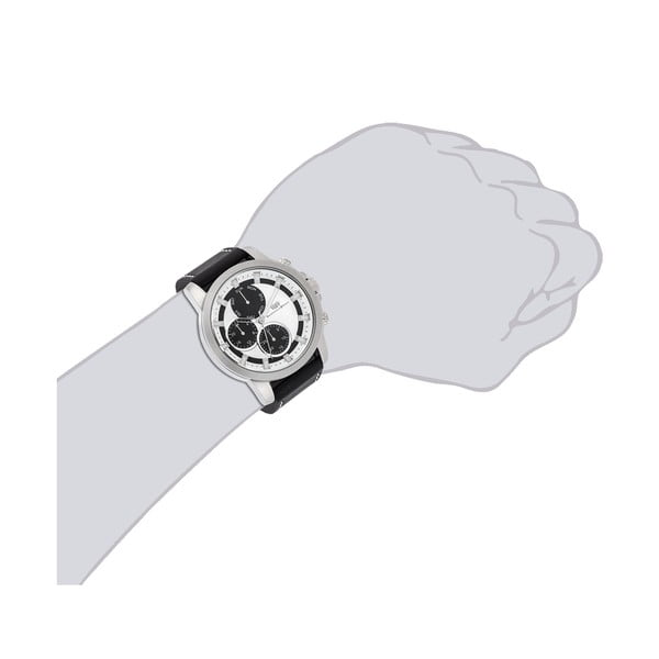 Pánske hodinky Rhodenwald&Söhne Teseus Silver