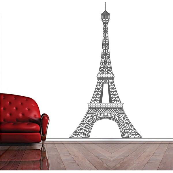 Dekoratívna nástenná samolepka Paris Amour