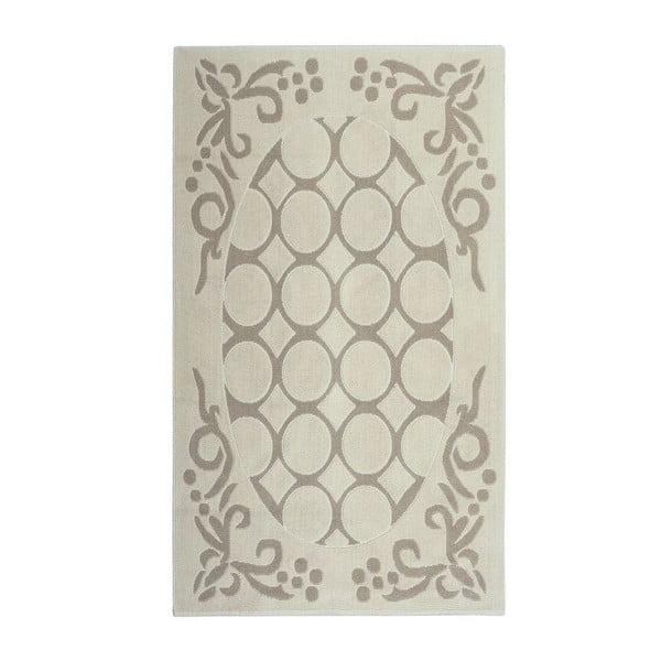 Bavlnený koberec Folayan 160x230 cm, krémový