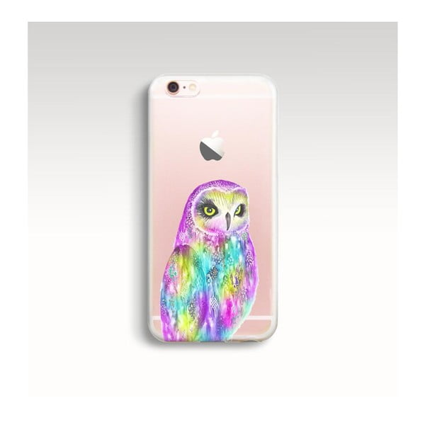 Obal na telefón Owl pre iPhone 5/5S