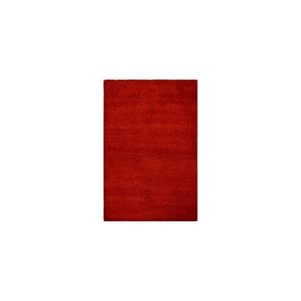 Vlnený koberec Himalaya Red, 170x240 cm