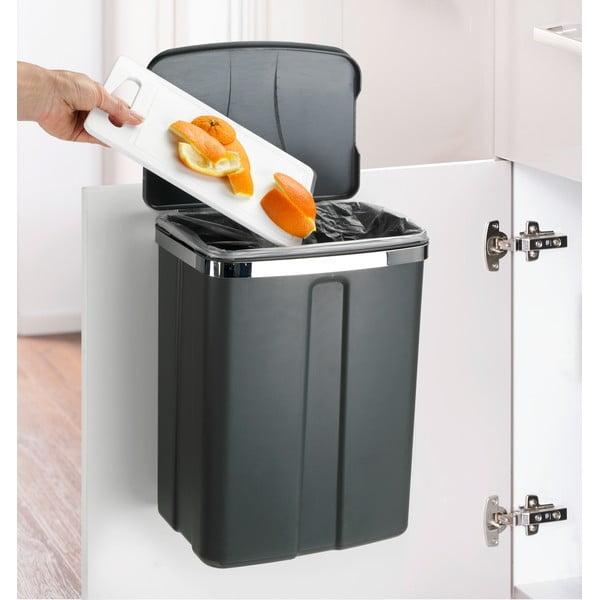 Závesný odpadkový kôš Wenko, 12l