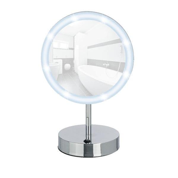 Kozmetické zrkadlo s LED svetlom Aura
