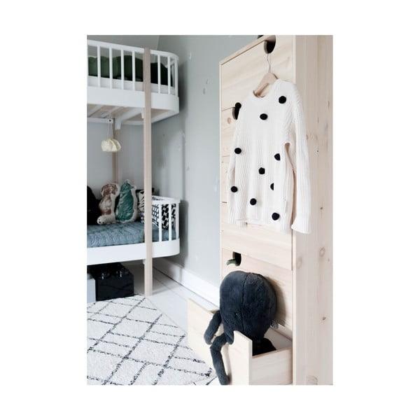 Komoda so šiestimi zásuvkami Karup Design House Natural/Natural