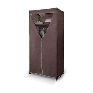 Hnedá šatníková skriňa s policou Bonita Living Closet