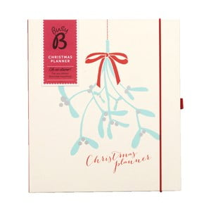 Vianočný plánovač Christmas Time