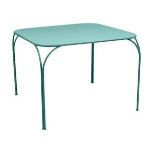 Modrý záhradný stolík Fermob Kintbury