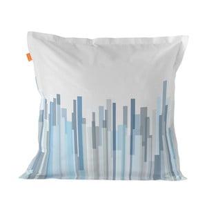 Balvnená obliečka na vankúš Blanc Crystal, 60×60 cm