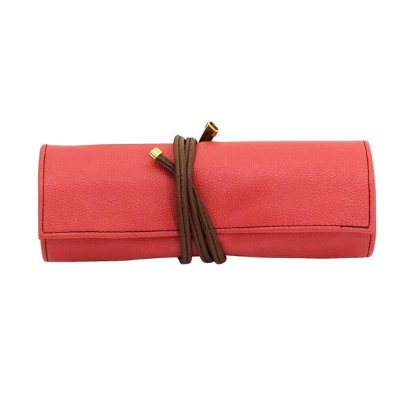 Organizér Ascot Roll Coral Pink, dĺžka20 cm