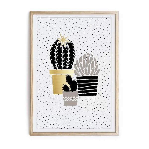 Obraz Really Nice Things Cactus Family, 40x60cm