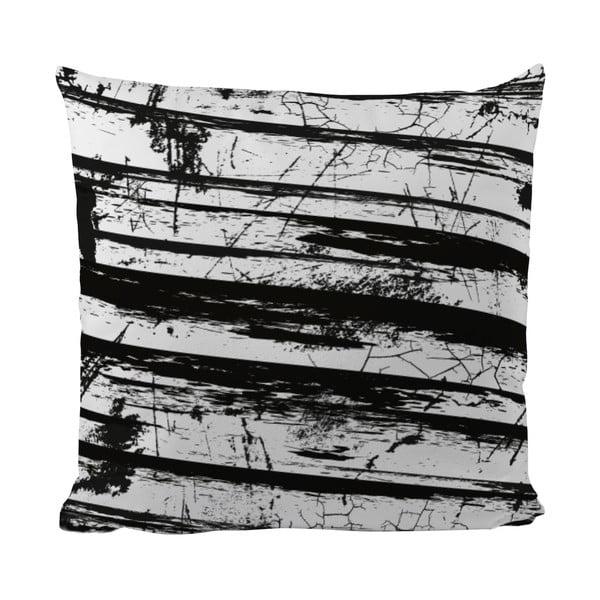Vankúšik Black Shake Cracking, 50x50 cm