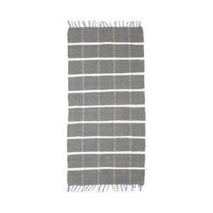 Bavlnený koberec Hübsch Amarant, 60×120 cm