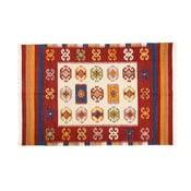 Ručne tkaný koberec Kilim Dalush 207, 150x90 cm