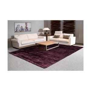 Fialový koberec Arte Espina Grace Shaggy, 60 × 110 cm