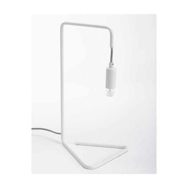 Stolová lampa Bureau Lampe, biela