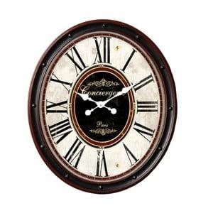 Nástenné hodiny Antic Line Valisette Verre