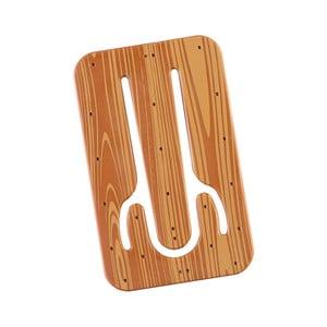 Ohybný stojanček na mobil Thinking gifts Wood