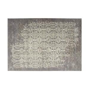 Sivý vlnený koberec Kooko Home New Age, 200 × 300 cm