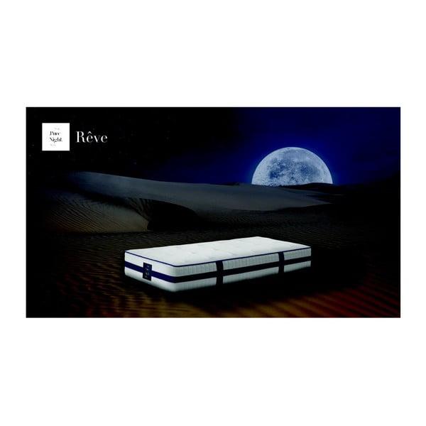 Matrac s pamäťovou penou Pure Night Reve, 200×200cm