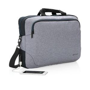 Sivá taška XD Design Arata