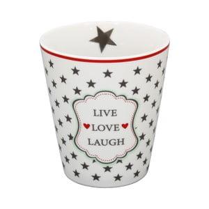 Hrnček Krasilnikoff Live Love Laugh