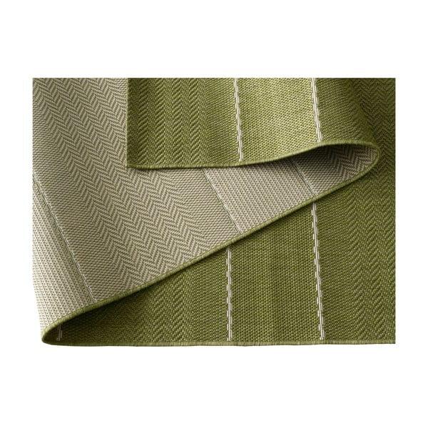 Koberec vhodný do exteriéru Sunshine 120x170 cm, zelený