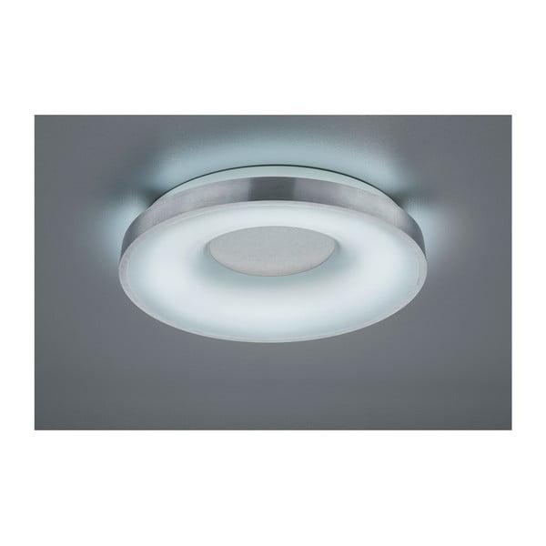 Stropné guľaté LED svietidlo na diaľkové ovládanie Trio Hokkaido, ø 50 cm